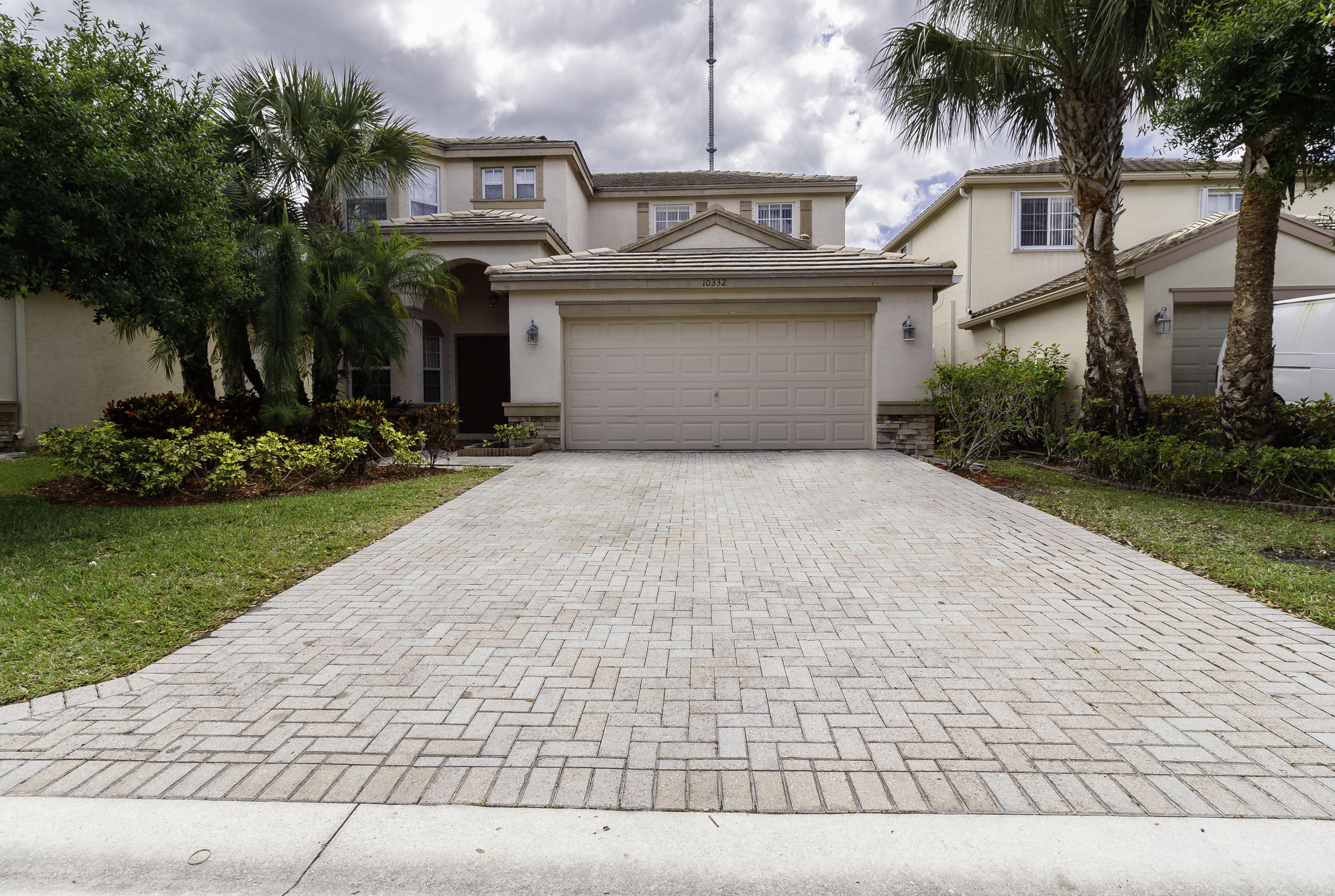 Home for sale in THOROUGHBRED LAKE ESTATES 2 Lake Worth Florida