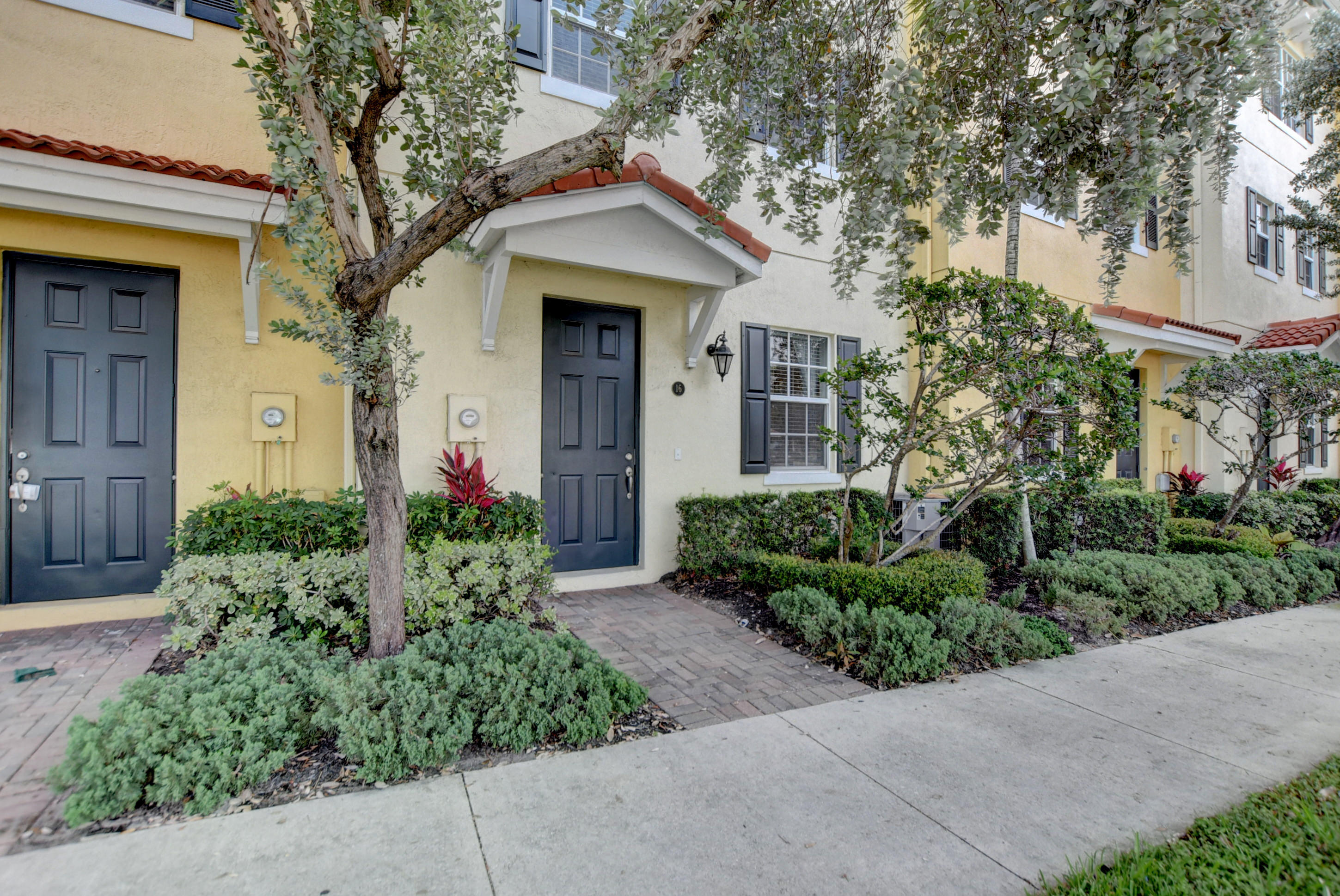 Home for sale in Courtyards of Lake Worth at College Park Lake Worth Florida