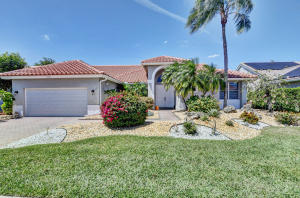 ABERDEEN/Sheffield Estates home 7695 Bridlington Drive Boynton Beach FL 33472