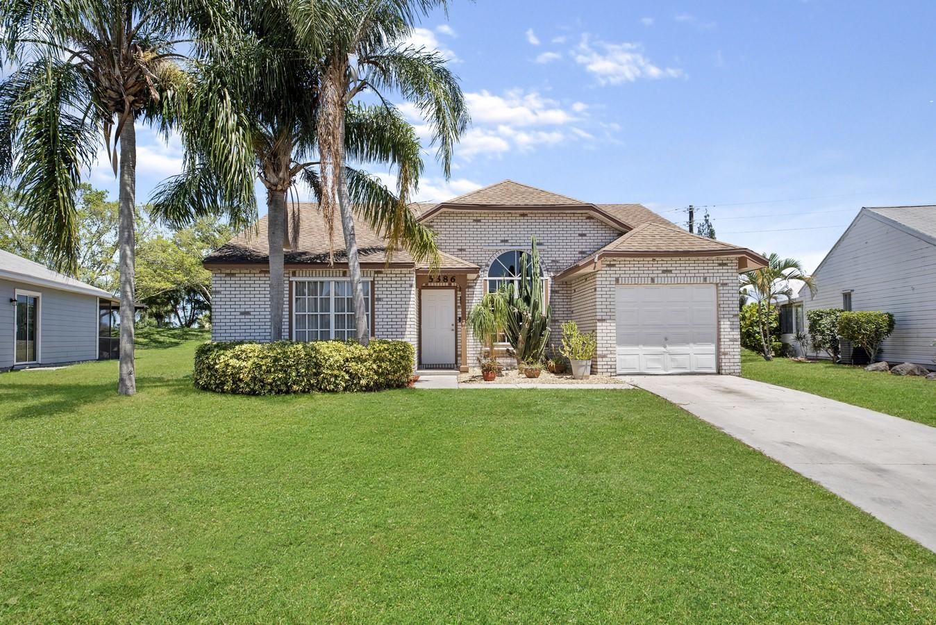Home for sale in Waterchase West Boynton Beach Florida