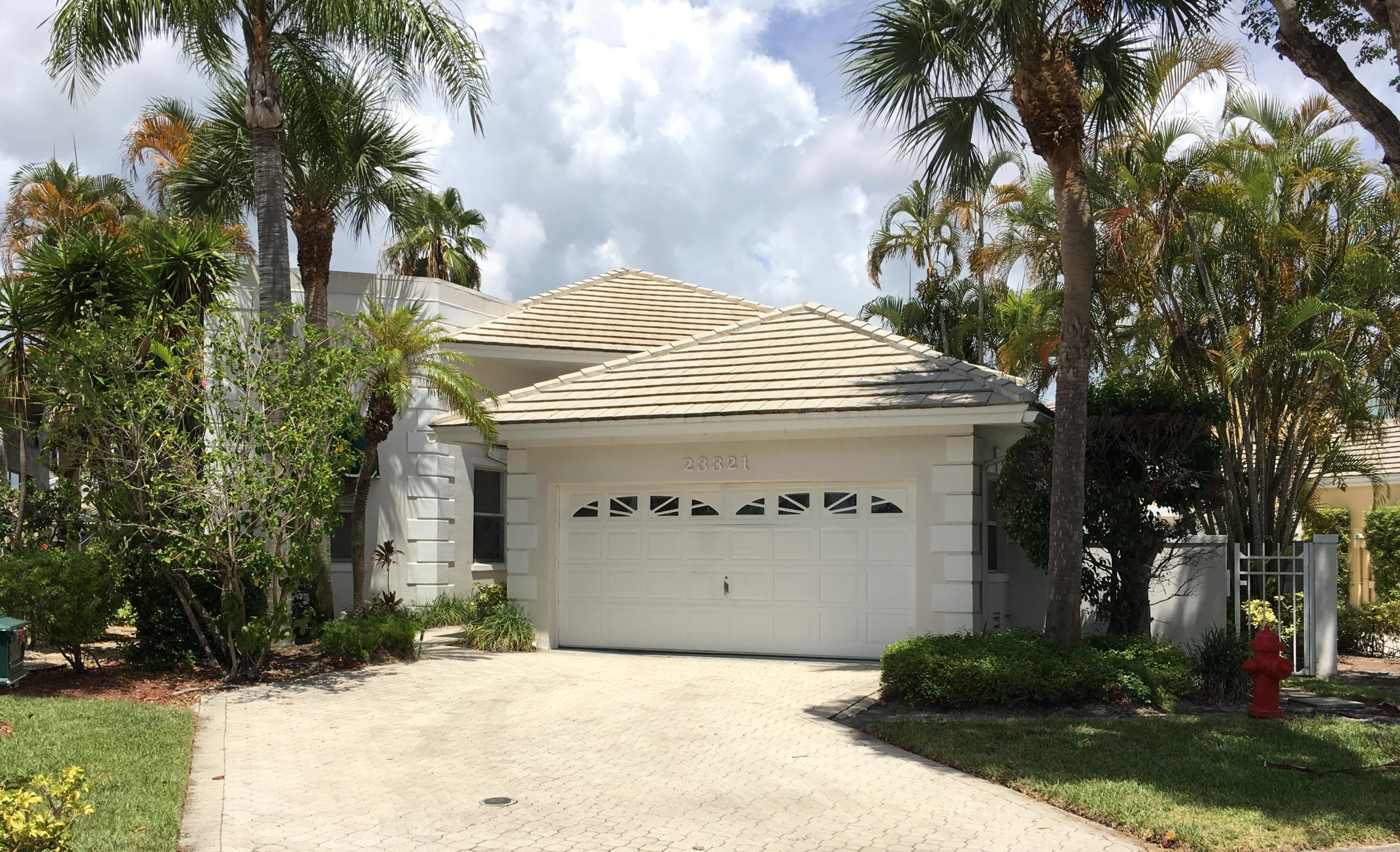 Home for sale in PALMS AT BOCA POINTE Boca Raton Florida