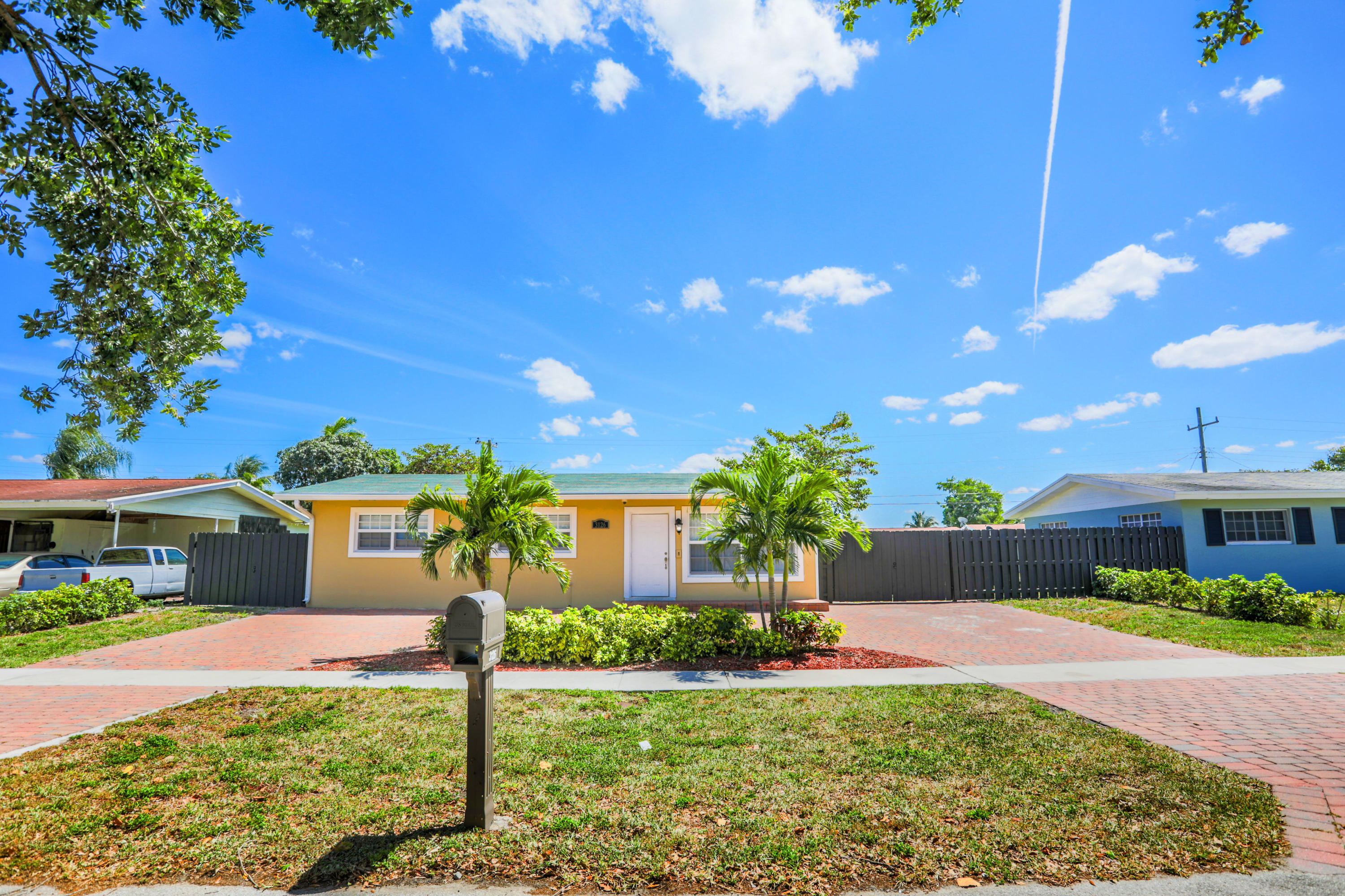 3126 Egremont Drive  West Palm Beach FL 33406