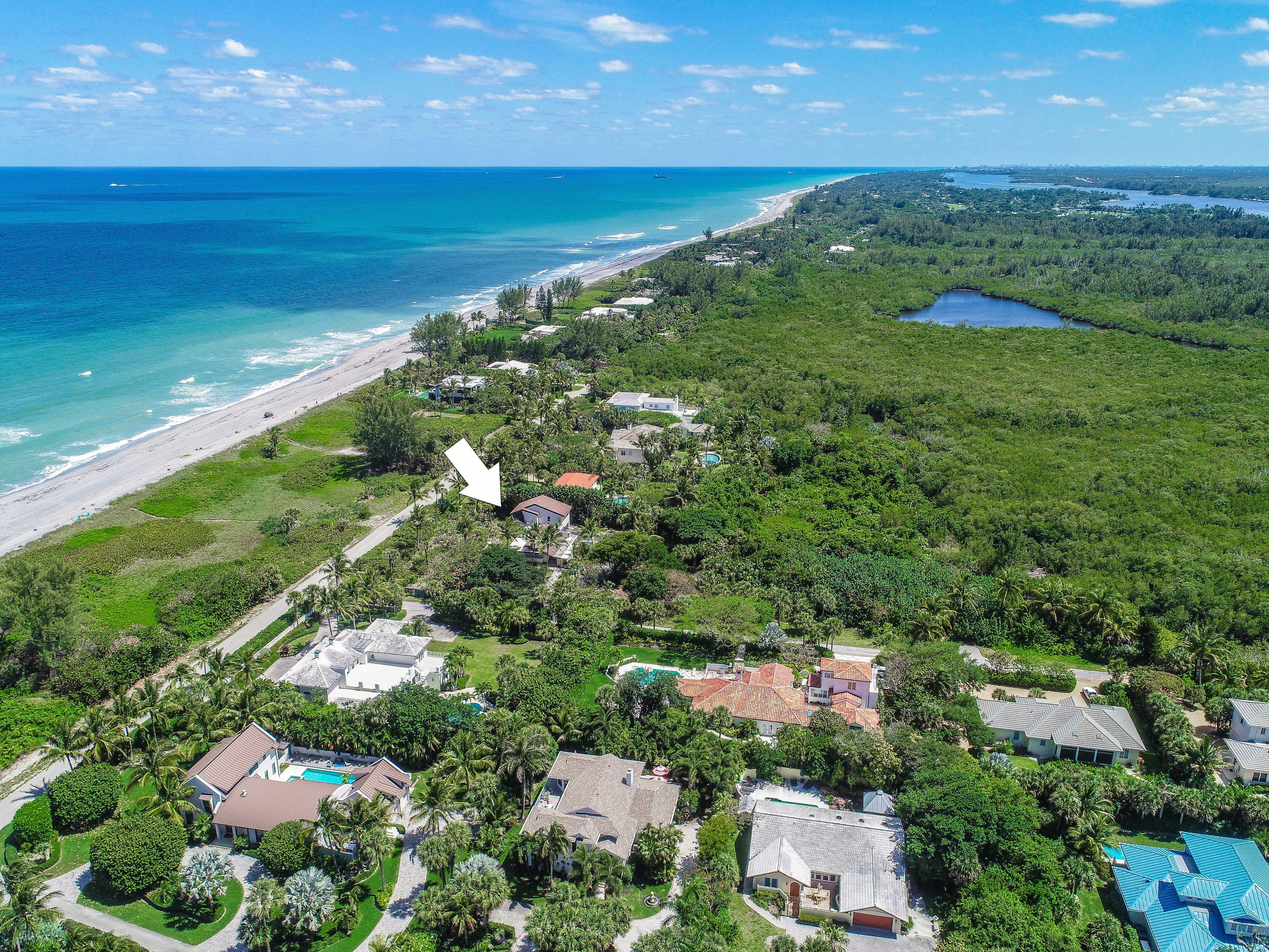 BON AIR BEACH HOBE SOUND REAL ESTATE