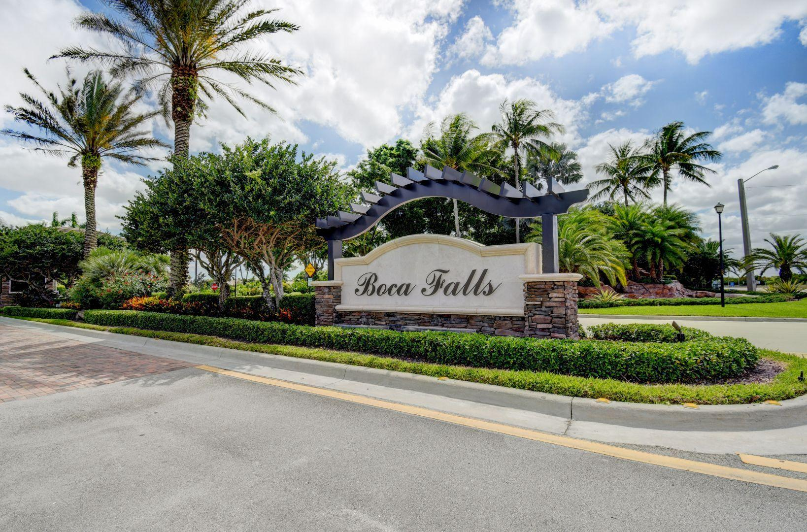 BOCA FALLS REAL ESTATE