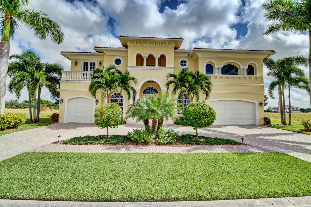 6332  Esprit Way, Boynton Beach in Palm Beach County, FL 33437 Home for Sale