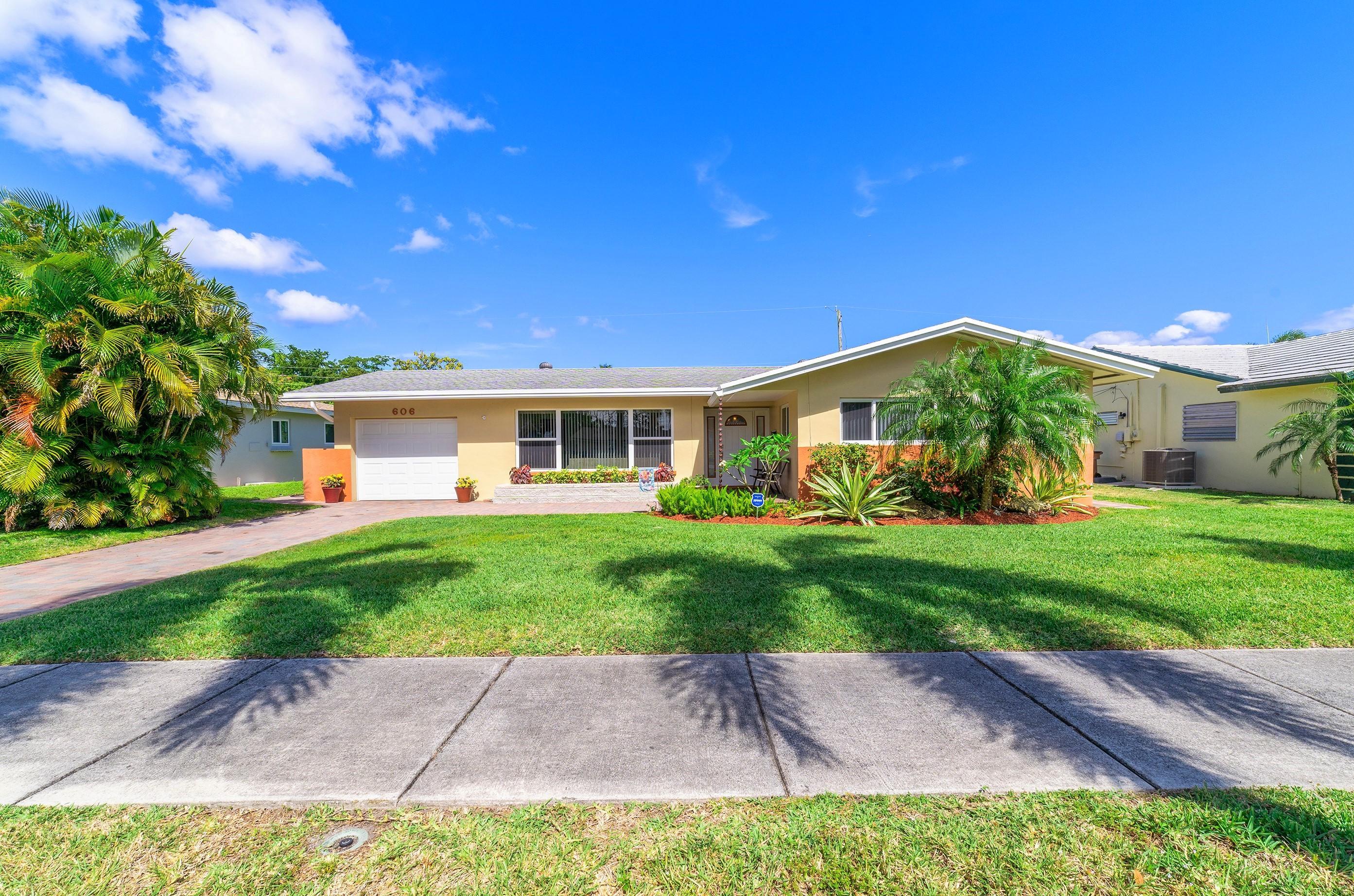 Home for sale in DEERFIELD BEACH GARDENS Deerfield Beach Florida