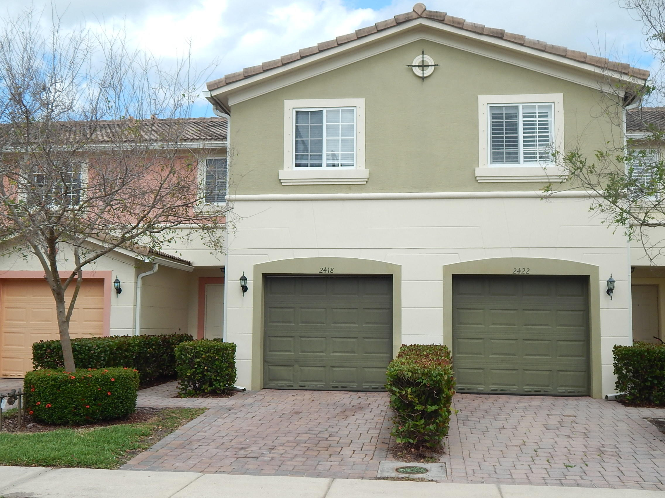 2418 SW Marshfield Court, Port Saint Lucie, Florida