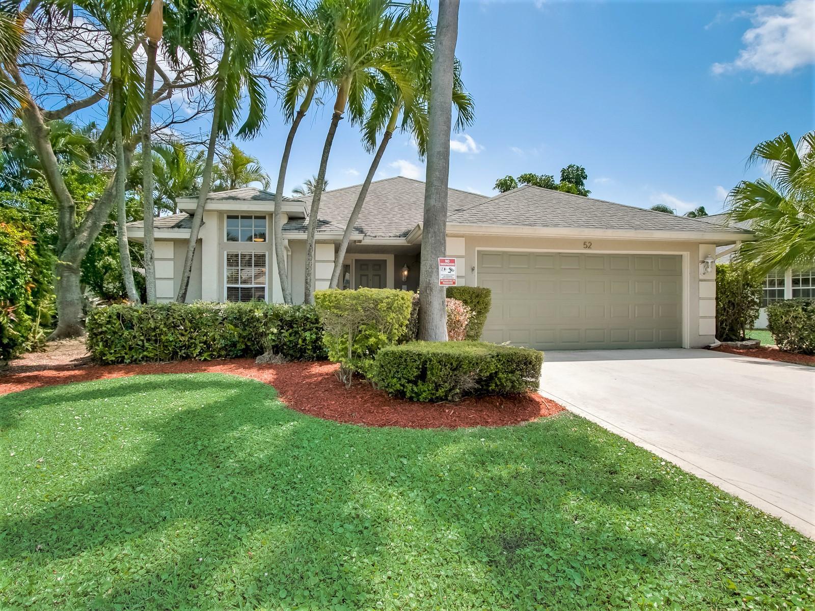 Home for sale in HEATHERLAKE AT THE MEADOWS Boynton Beach Florida