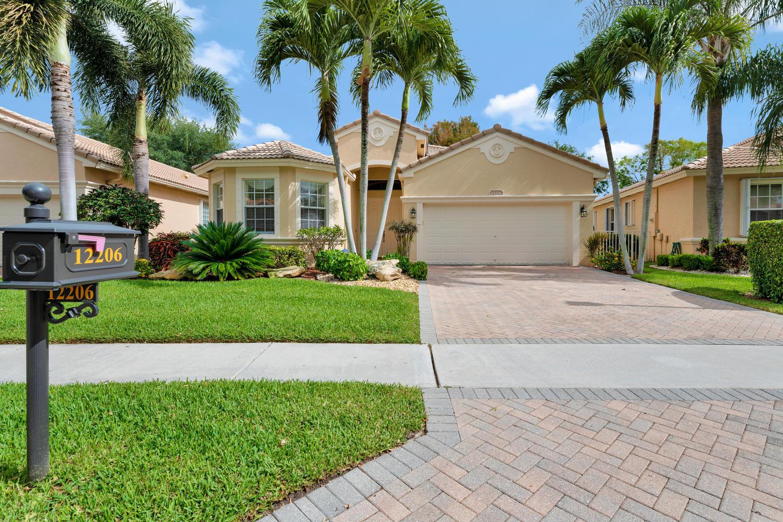 12206 Blair Avenue  Boynton Beach, FL 33437