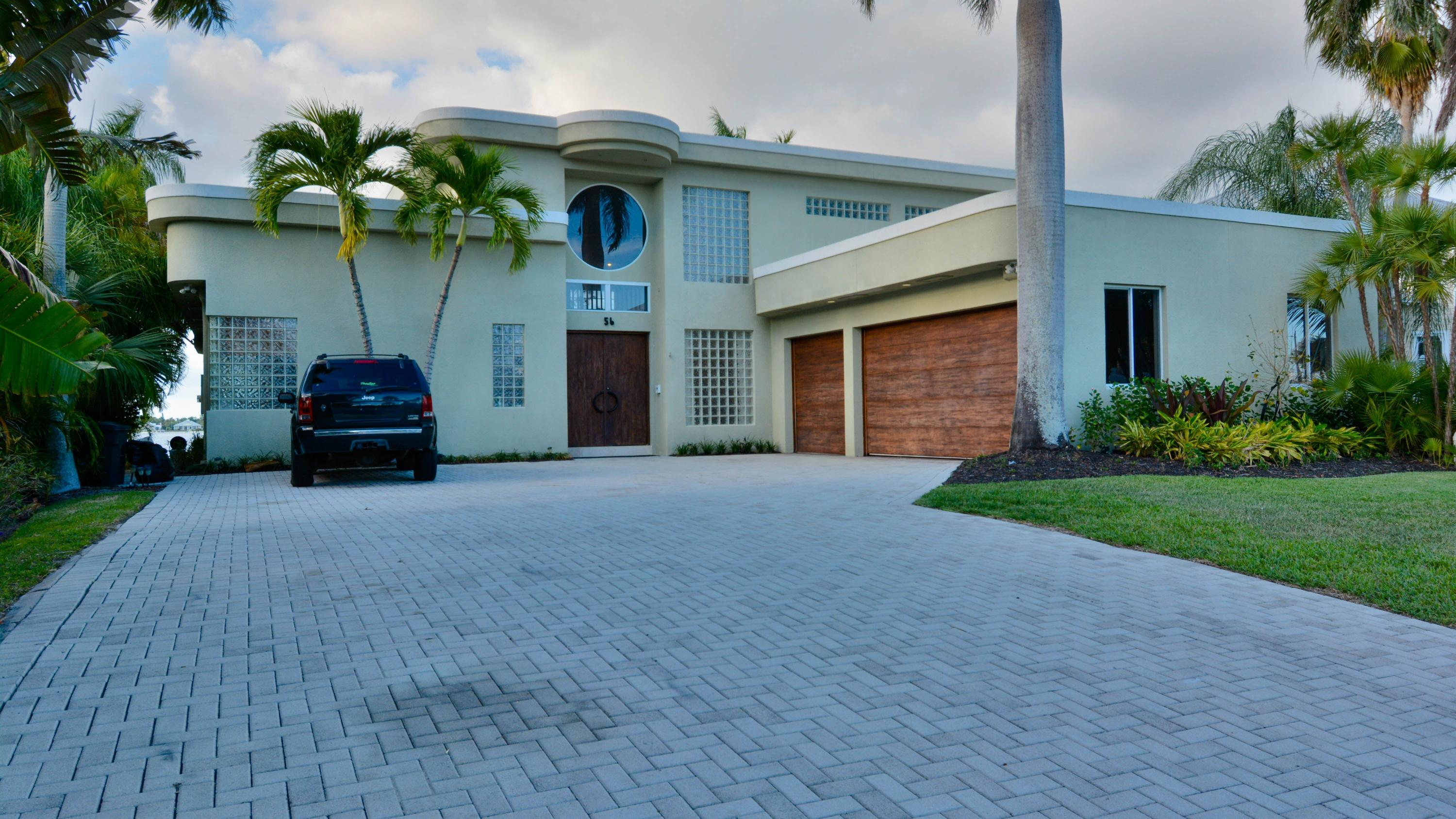 Home for sale in Seagate Harbor Palm City Florida