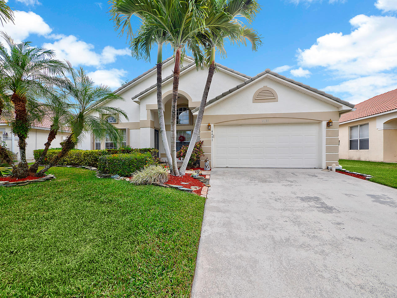 4431  Sunset Cay Circle, Boynton Beach in Palm Beach County, FL 33436 Home for Sale