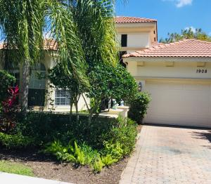 Buena Vida home 1908 Via Castello Wellington FL 33411