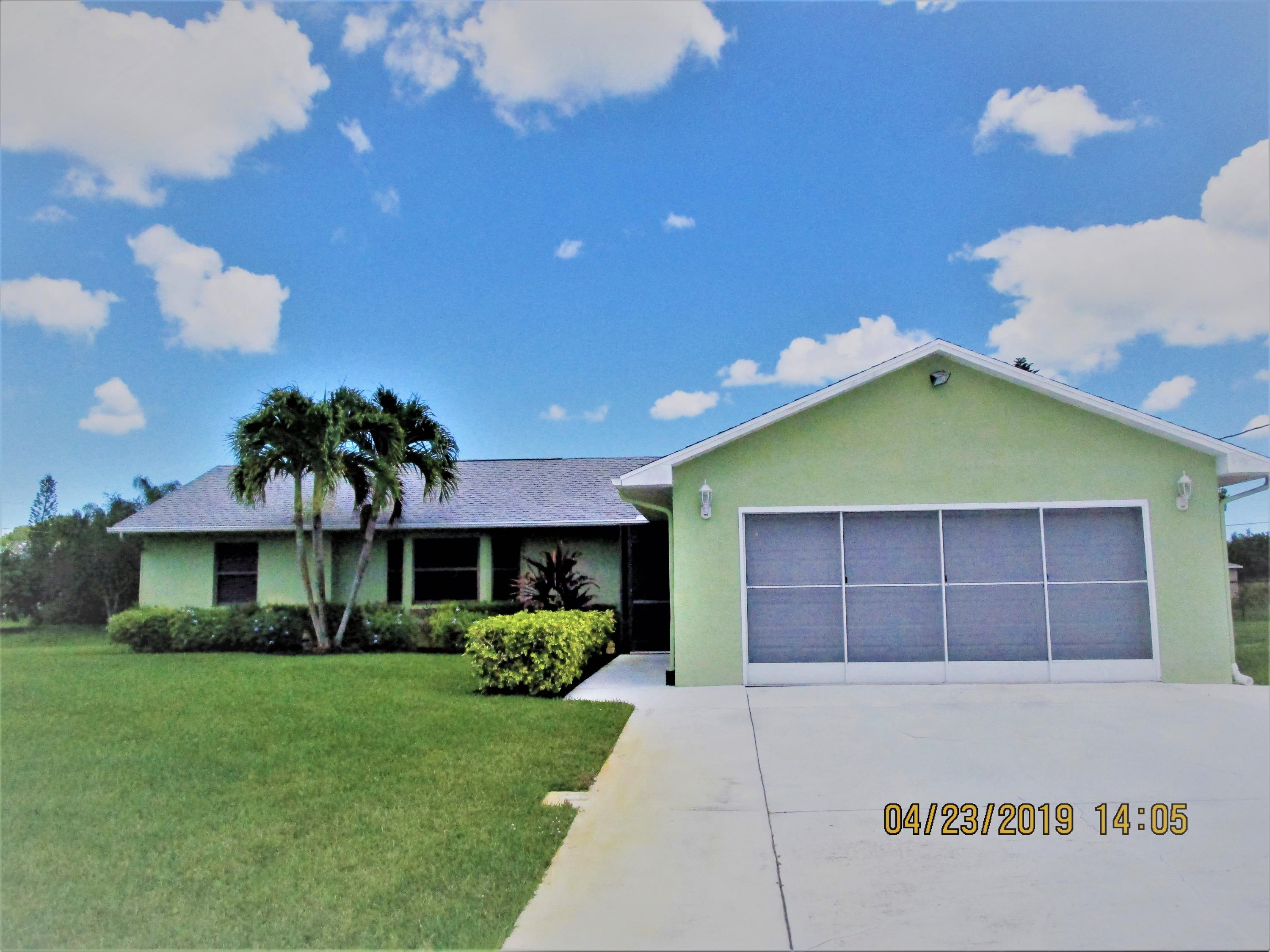 2317 SE Pinero Road  Port Saint Lucie FL 34952
