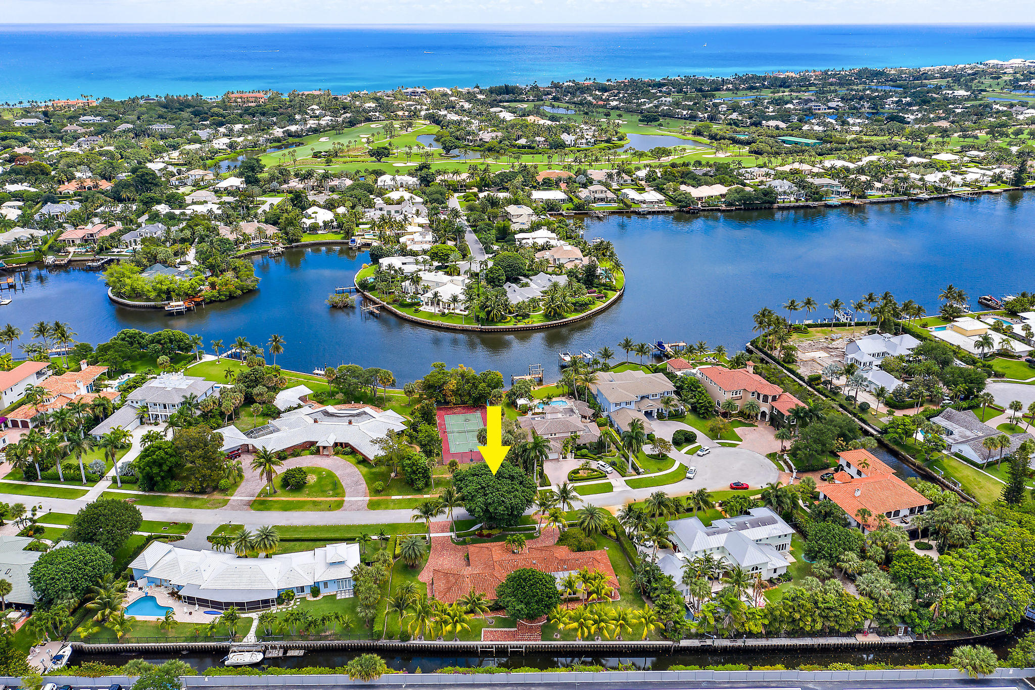 12071 Captains Landing(s), North Palm Beach, Florida 33408, 4 Bedrooms Bedrooms, ,2.2 BathroomsBathrooms,A,Single family,Captains,RX-10523258