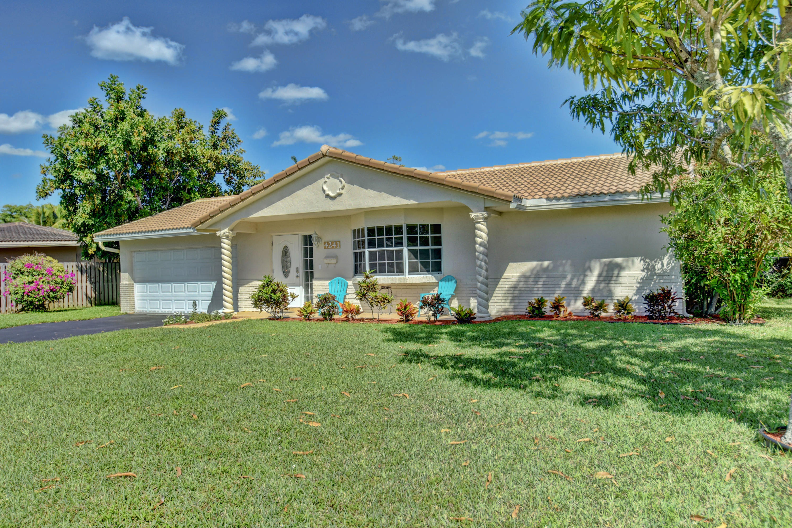4241 NW 103rd Drive  Coral Springs FL 33065