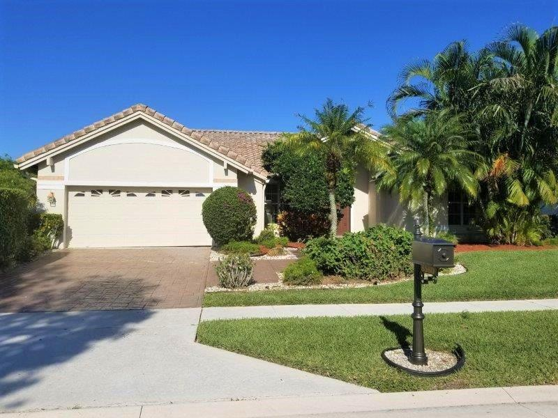 Home for sale in ABERDEEN 9 Boynton Beach Florida