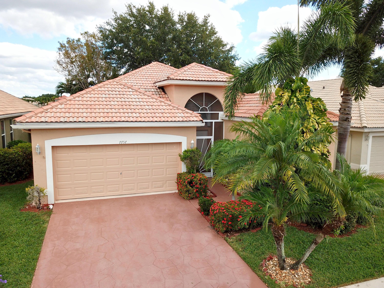 7757 Edinburough Lane  Delray Beach, FL 33446