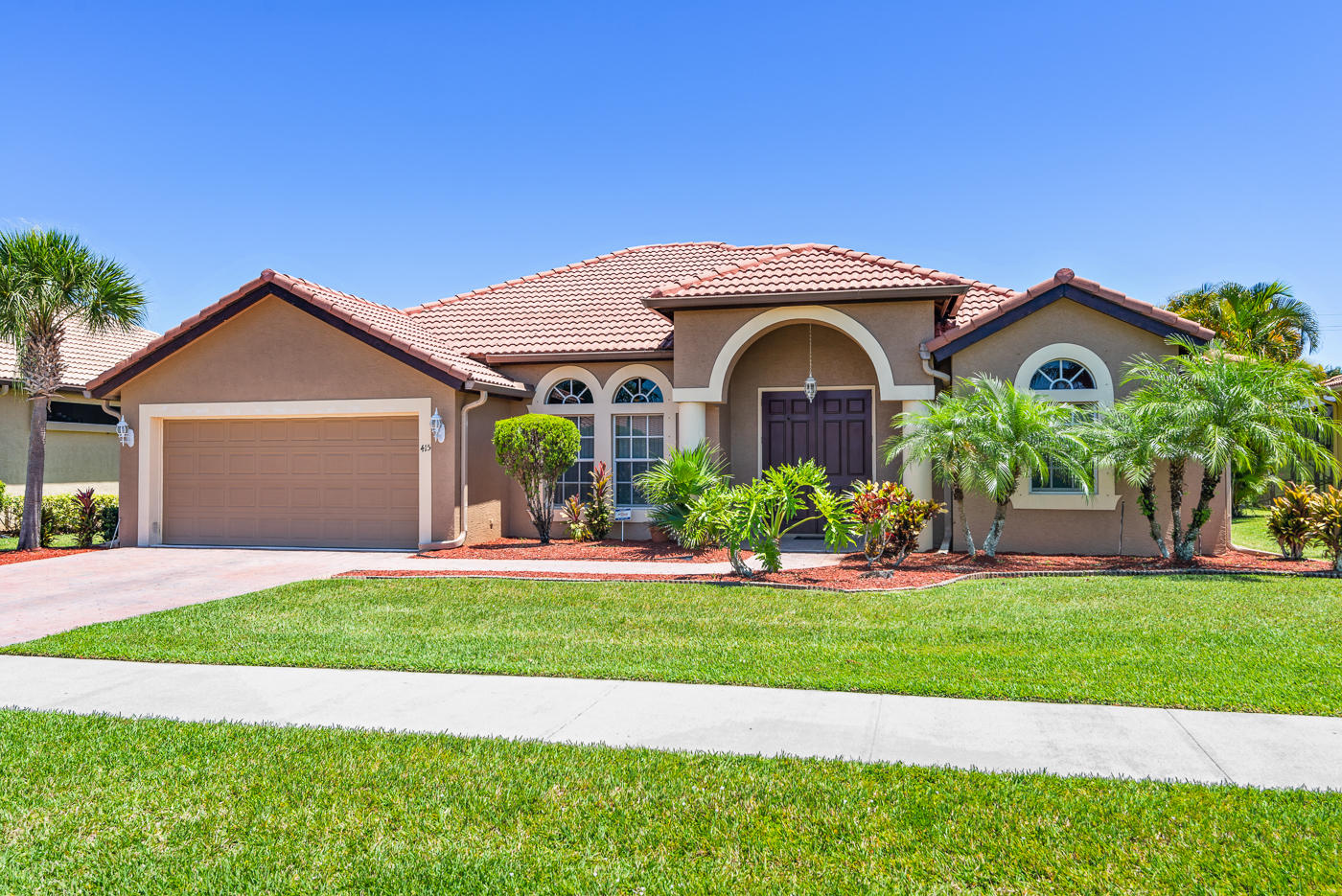 415 SW Crabapple Cove, Port Saint Lucie, Florida