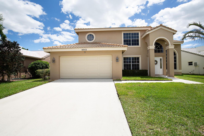 8842 Jaspers Drive Boynton Beach, FL 33472
