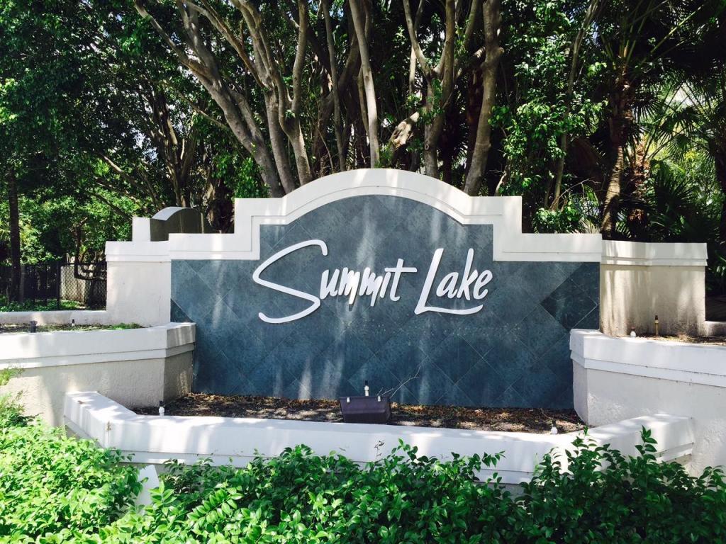 SUMMIT LAKE REAL ESTATE