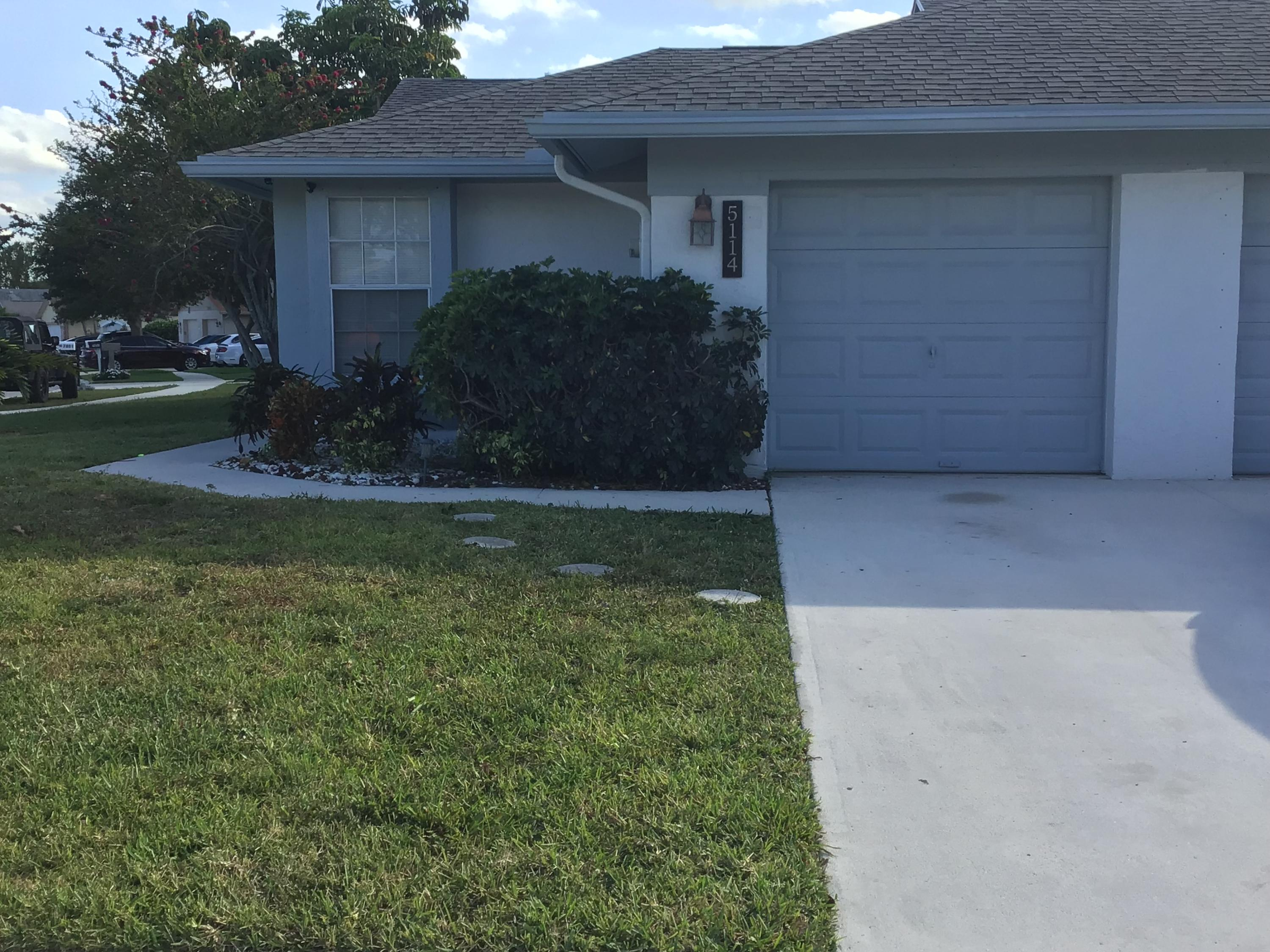 5114 Owls Court Lake Worth, FL 33463