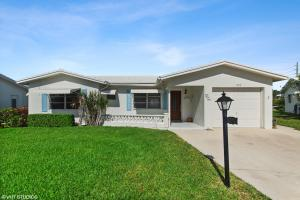 Leisureville home 133 NW 14th Street Boynton Beach FL 33426