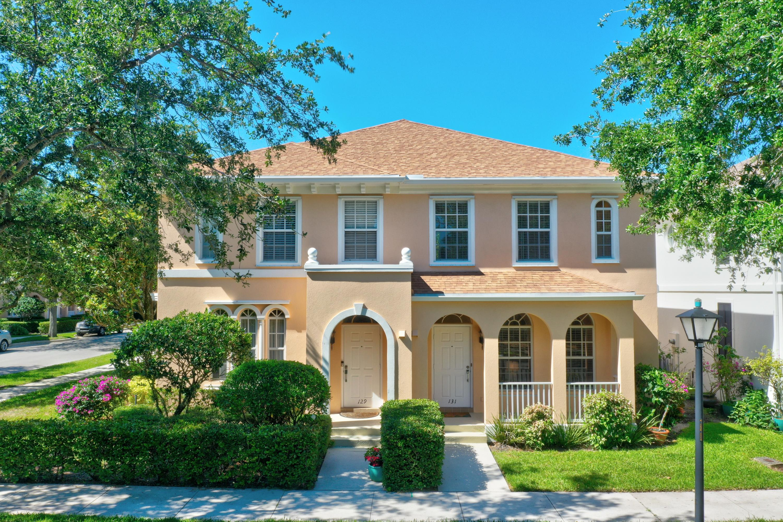 131 Farmingdale Drive, Jupiter, Florida 33458, 3 Bedrooms Bedrooms, ,2.1 BathroomsBathrooms,A,Townhouse,Farmingdale,RX-10525226