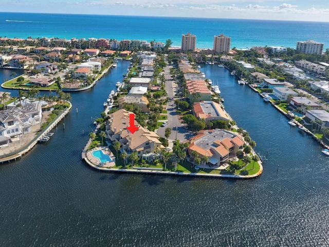 1003 Bel Air Drive  Highland Beach FL 33487