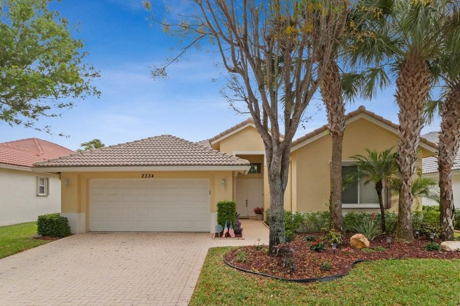 2334 Sailfish Cove Drive West Palm Beach, FL 33411
