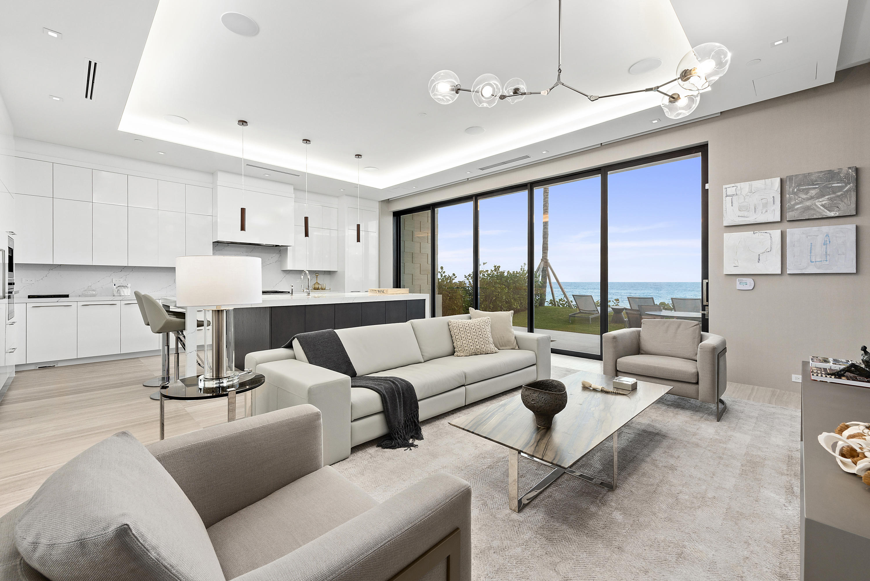 Home for sale in 3621 S Ocean Highland Beach Florida
