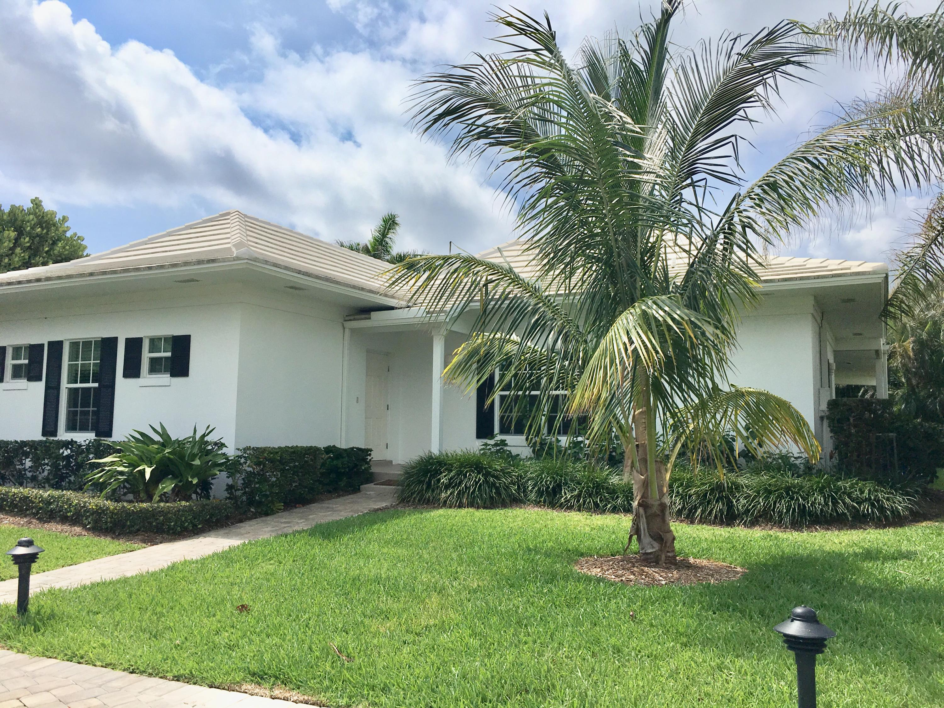 Home for sale in La Coquille Villas, Inc. Manalapan Florida