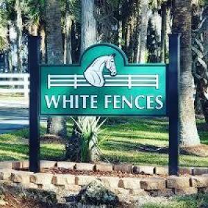Deer Run 2 - White Fences