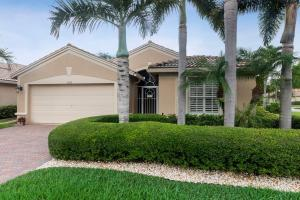 TUSCANY BAY home 12190 Roma Road Boynton Beach FL 33437