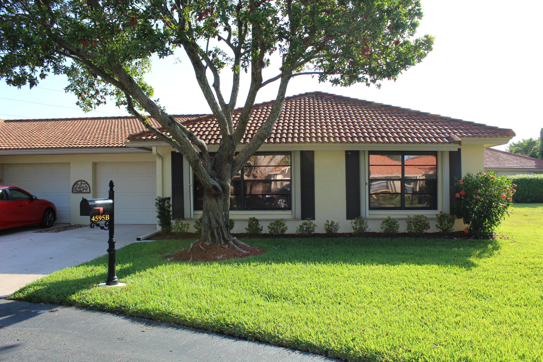 4595 Laurel Tree Road B Boynton Beach, FL 33436
