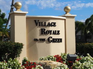 Village Royale Forest Green