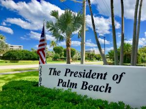 President Of Palm