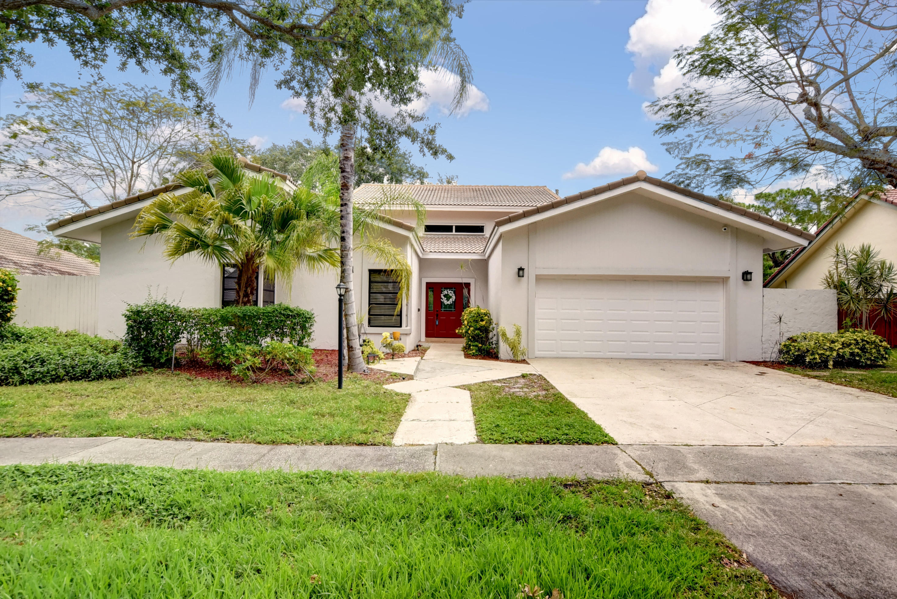 Home for sale in Colonnade Boca Raton Florida