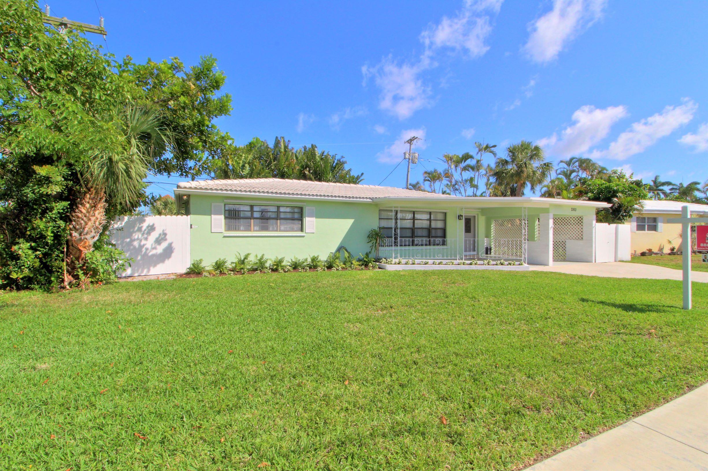 2160 NE 5th Circle  Boca Raton FL 33431