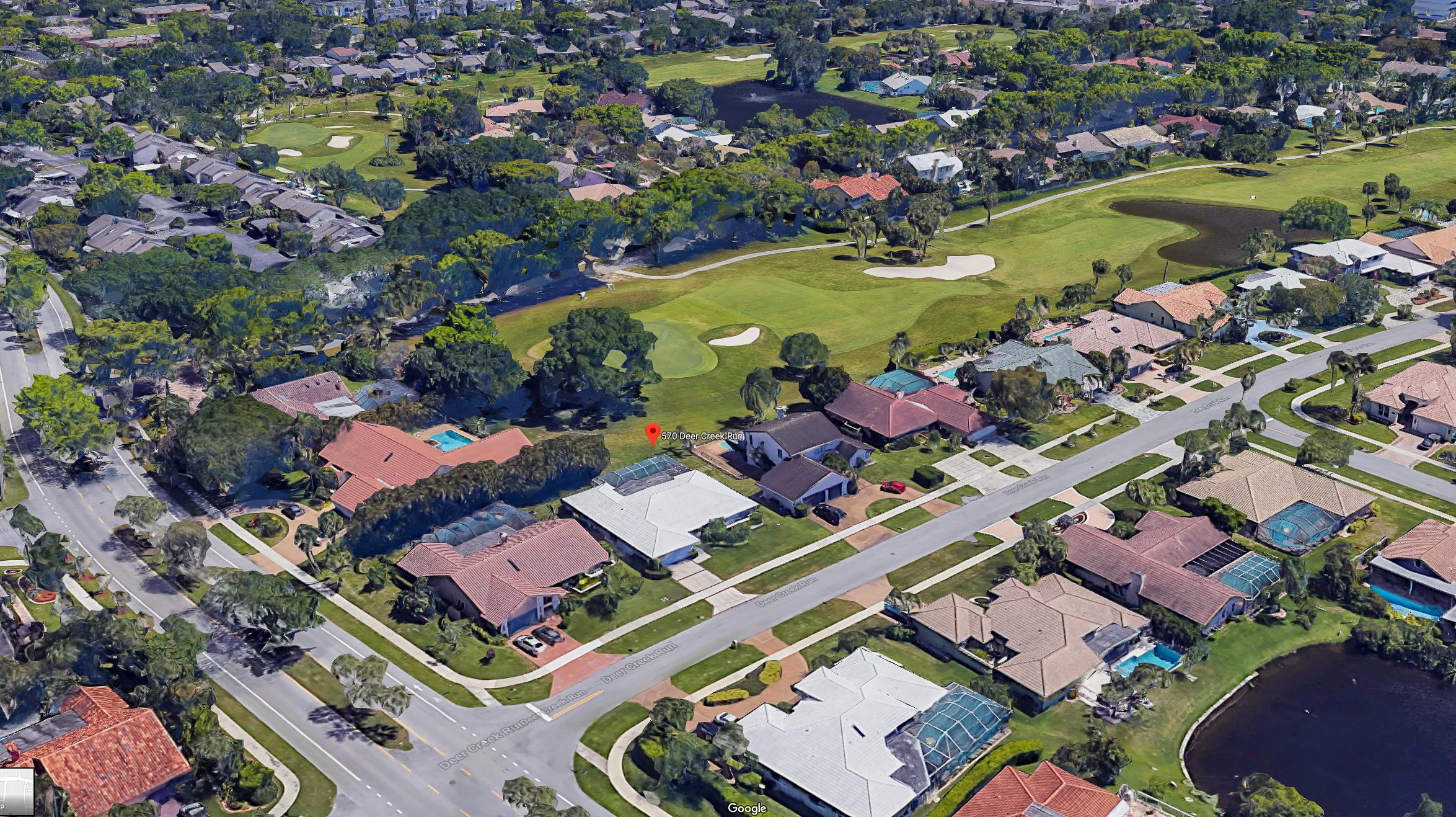 Home for sale in DEER CREEK GOLF ESTATES SEC 2 Deerfield Beach Florida