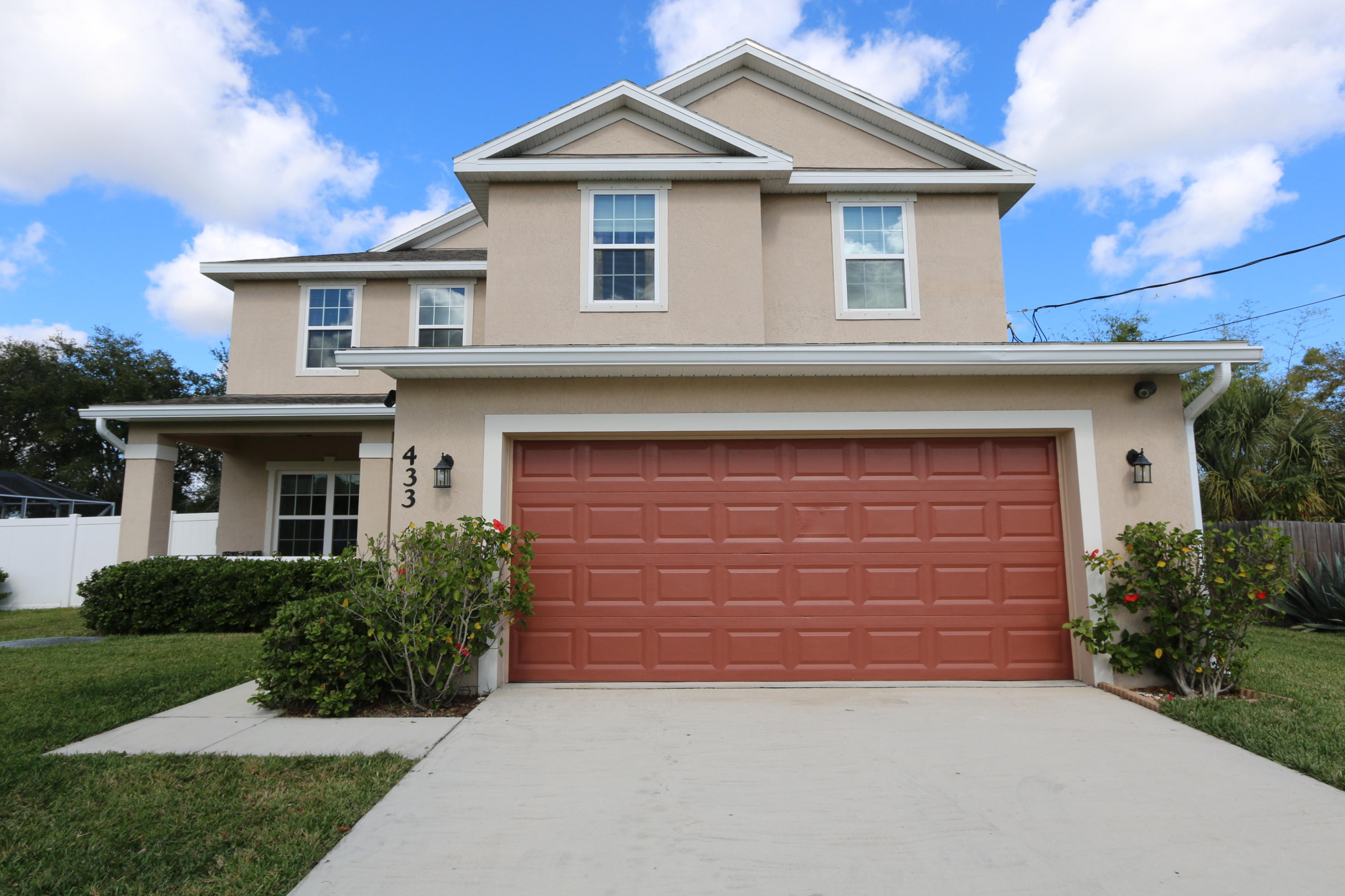 433 SW Whitmore Drive, Port Saint Lucie, Florida