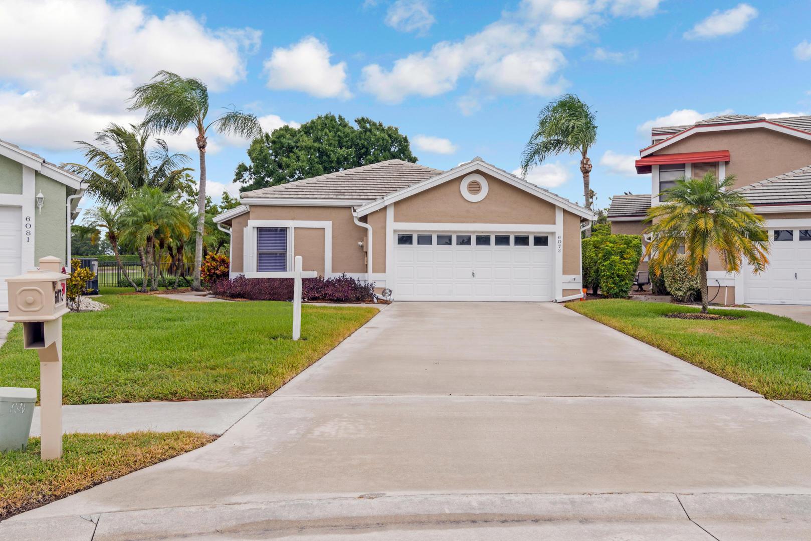 6073 Beaconwood Road Lake Worth, FL 33467