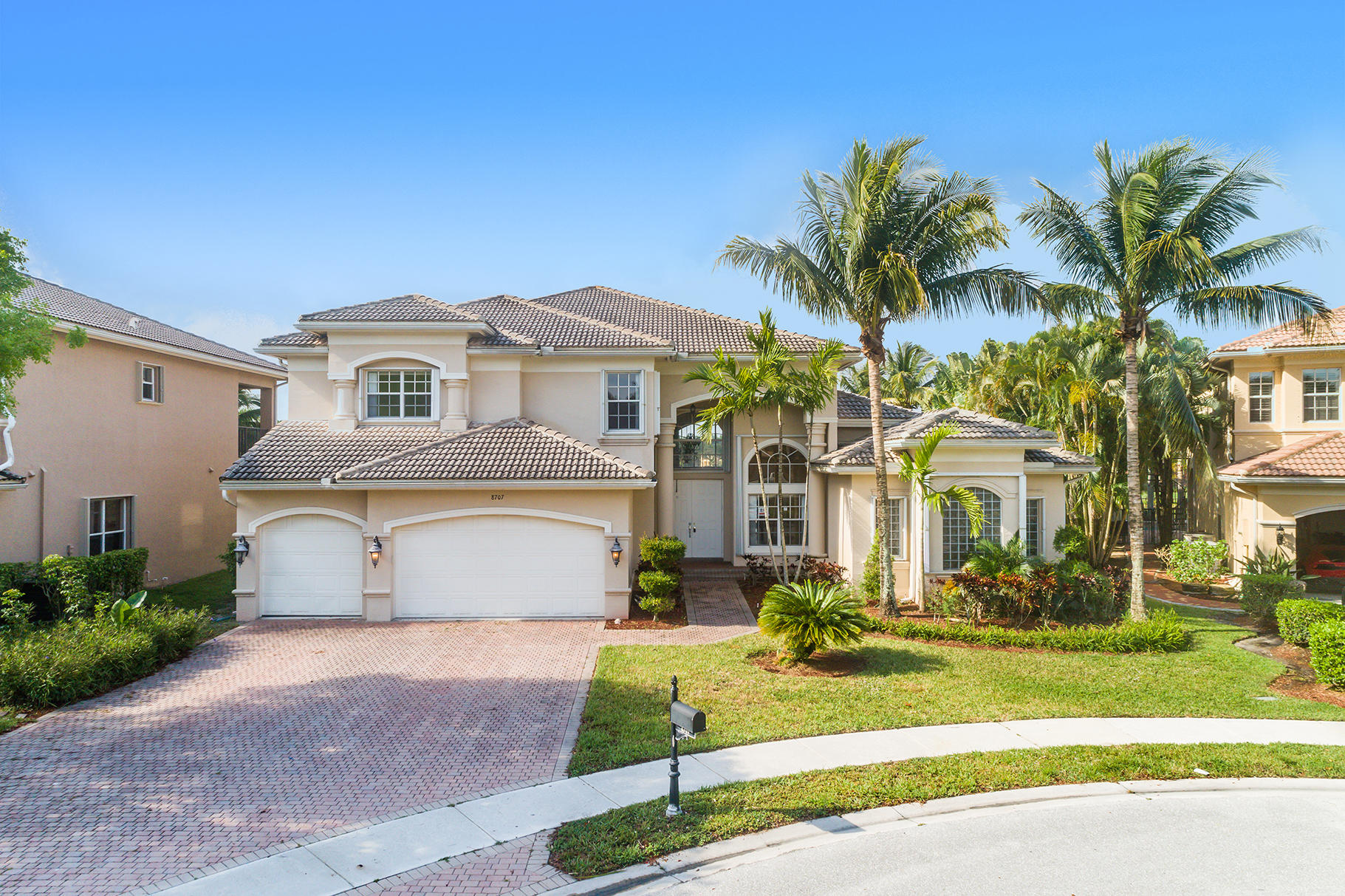 Home for sale in CANYON LAKES 3 Boynton Beach Florida