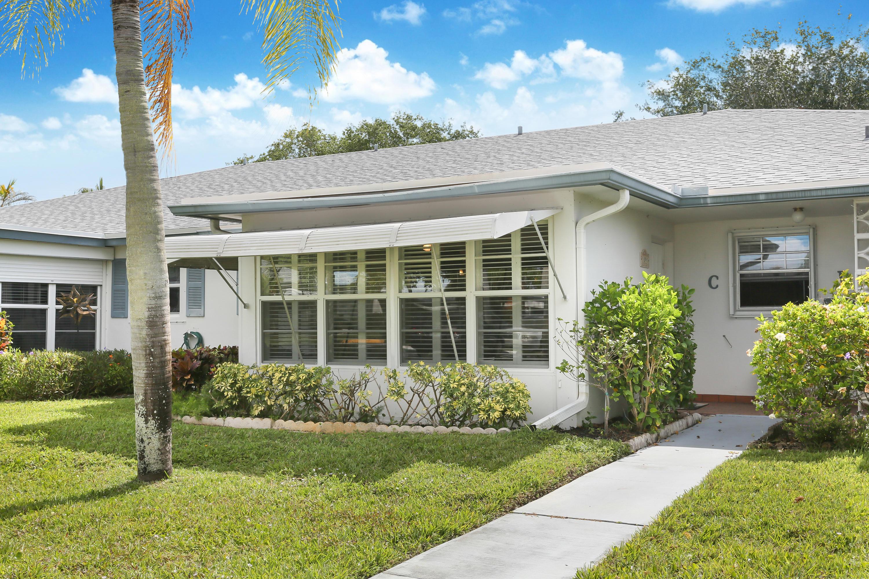 1095 Circle Terrace, C - Delray Beach, Florida