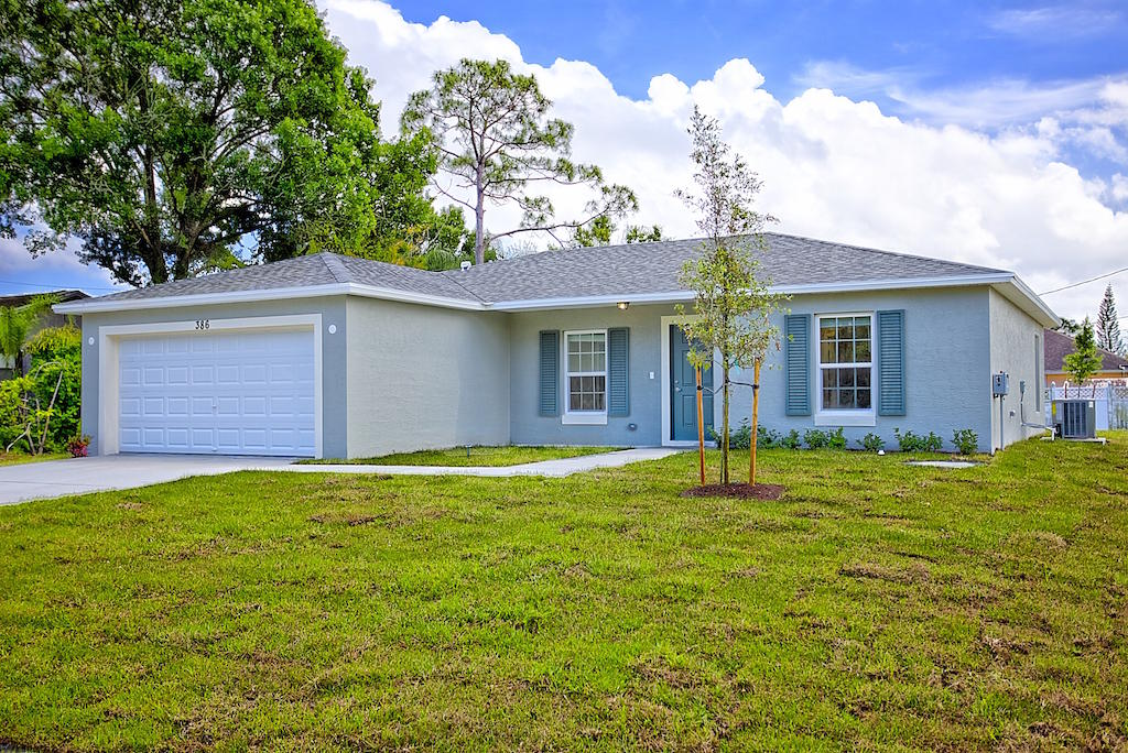 Photo of 3321 SW Rosser Boulevard, Port Saint Lucie, FL 34953