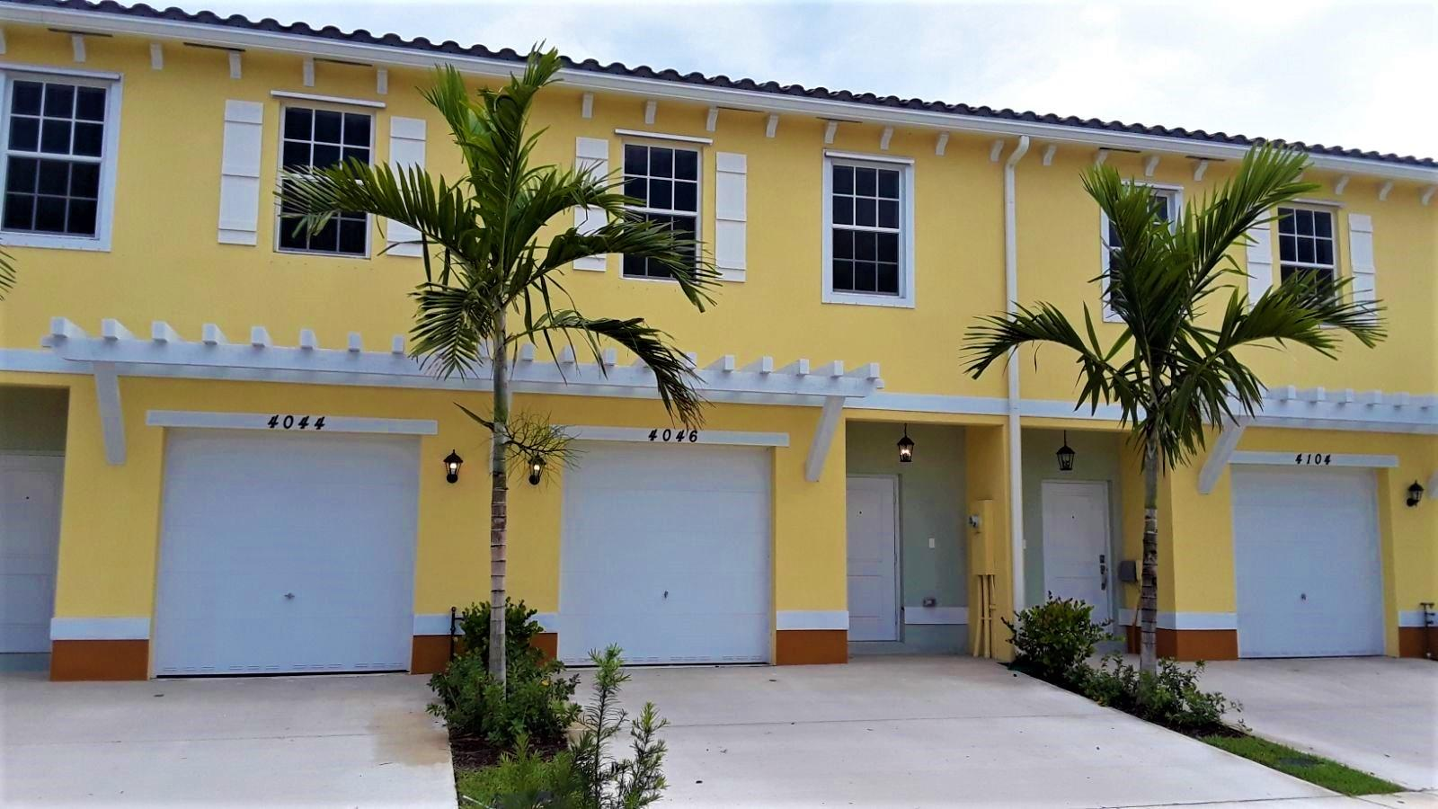 4046 10th Place, Lauderhill, Florida 33313, 3 Bedrooms Bedrooms, ,2.1 BathroomsBathrooms,A,Townhouse,10th,RX-10528163