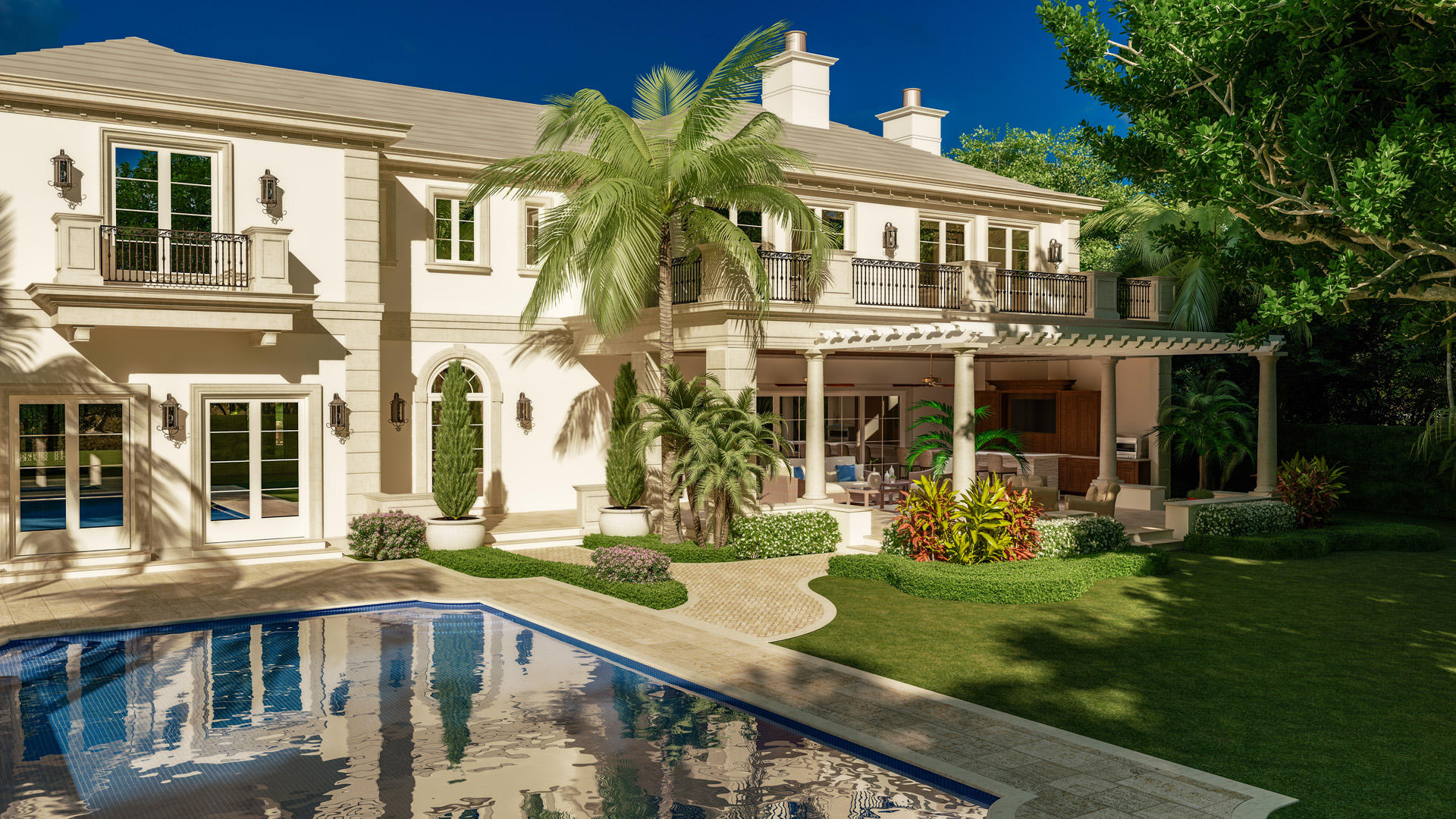 PHIPPS ESTATES PALM BEACH REAL ESTATE