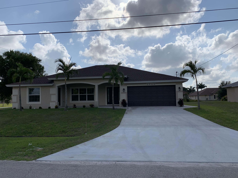 3940 SW Hablow Street  Port Saint Lucie FL 34953
