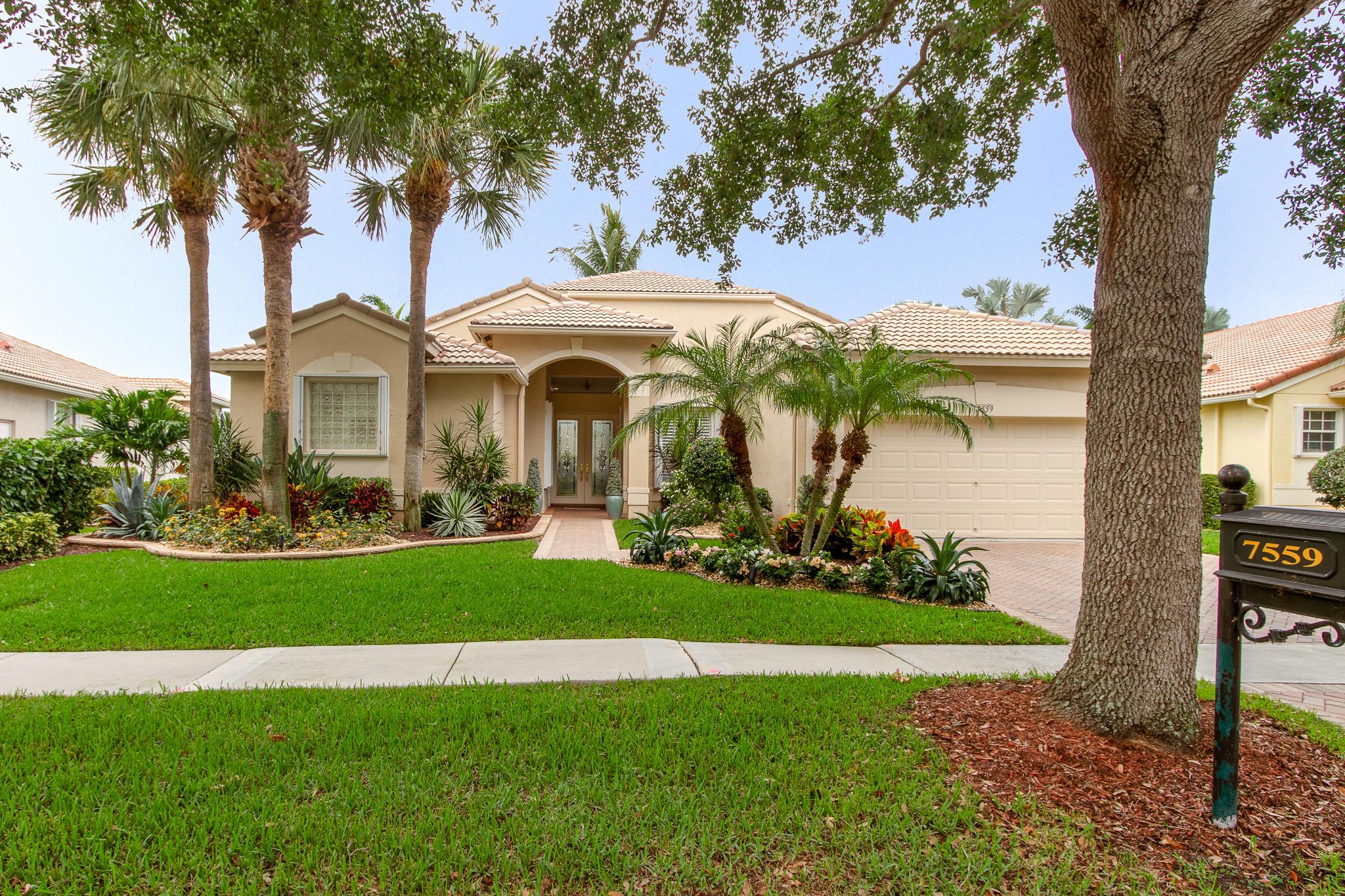 7559 Monticello Way  Boynton Beach, FL 33437