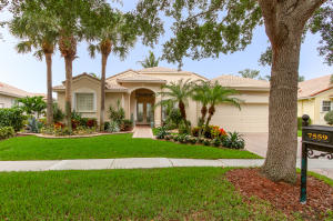 AVALON ESTATES home 7559 Monticello Way Boynton Beach FL 33437