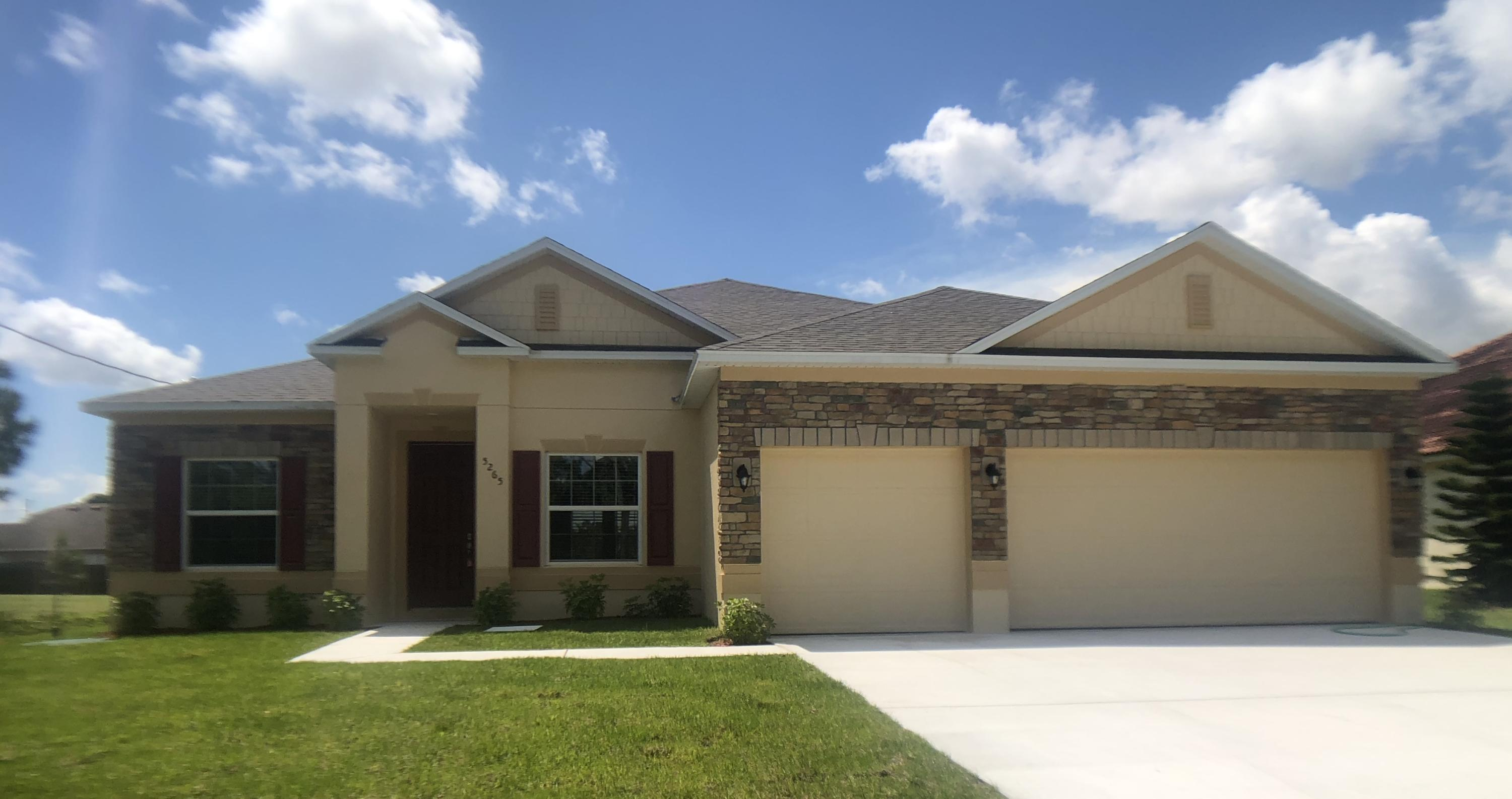 Photo of 5265 NW Aljo Circle, Port Saint Lucie, FL 34986